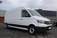 Volkswagen Crafter 2.0TDi (114PS) CR50 BMT LWB Panel Van